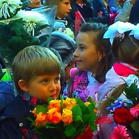 Тяжёлый день - 1 сентября! :: Galina194701