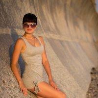 На пляже :: Valentina Zaytseva