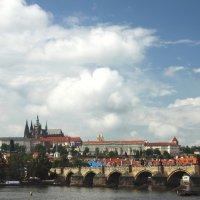 Карлов мост. Прага :: Олег .