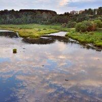 И реки, и судьбы поворот... :: Ирина Данилова