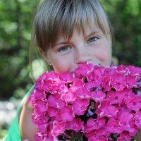 Детская улыбка :: Андрей Куприянов