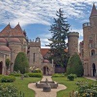 Bory Castle inside :: Roman Ilnytskyi