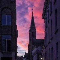 Розовый вечер :: Sigizmund Baobab