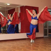 Восточный танец. :: Larisa Gavlovskaya