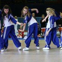 Финальное выступление группы по современным танцам :: Вячеслав