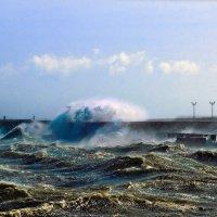 Весенний шторм :: Константин Николаенко