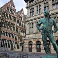 Антверпен :: Marina de Weerdt
