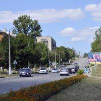 Улица широкая моя. :: Анатолий