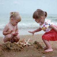 Дети у моря :: Алена Горб