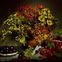 Райские яблочки... :: Валентина Колова