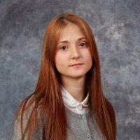 Портрет девушки :: Феликс Кучмакра