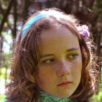 прекрасная Саша. :: Irina Rooney