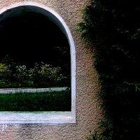 а что там за окном :: Olga Gladik