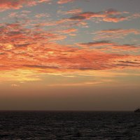 Атлантика, расcвет :: juriy luskin