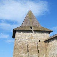 Государева башня. 16-й век. :: Маера Урусова
