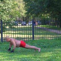 Если хочешь быть здоров.... :: Tatiana Markova