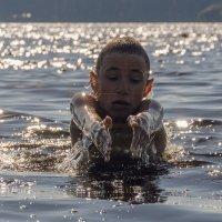 Пловец :: Михаил Александров