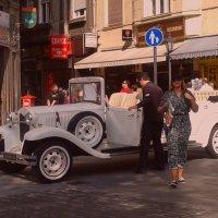 Авто в городе :: Эдуард Цветков