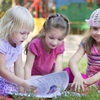 В детском саду :: Olga Moskvitina