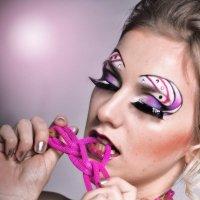"""Фотопроект """"Candy Girl"""" :: Кристина Бессонова"""