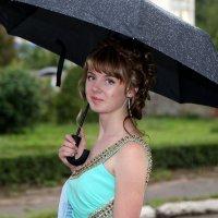 под дождиком :: Елена