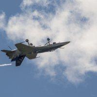 CF-18, Hornet. Пилотаж :: Сергей Бушуев