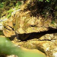 Гуамское ущелье(5) :: Роман Величко