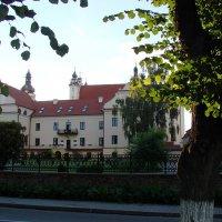 Комплекс Францисканского монастыря :: Владимир Гилясев