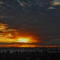 На закате :: Татьяна Кретова