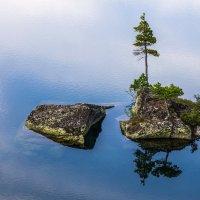 Небесный островок. :: Ник Васильев