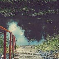 Лестница Водяного :: Роман
