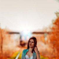 мгновенное фото :: Анастасия Климова
