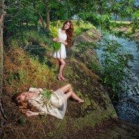 Алиса и Женечка :: OLLSMOVE studio