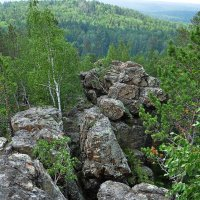 гора Азов :: Эльвира Багина