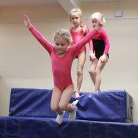И вдруг прыжок...и вдруг летит??? :: Tatiana Markova