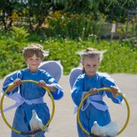 Ангелочки во плоти :: Виктор Малород