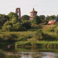 Старая церковь :: Андрей Зайцев
