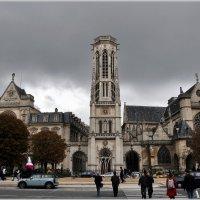 Церковь Сен-Жермен-л'Осеруа :: Aquarius - Сергей