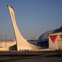 Олимпийский парк . Олимпийский факел :: Андрей Сотников