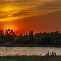Ловля на закате :: Andrey Bubnov