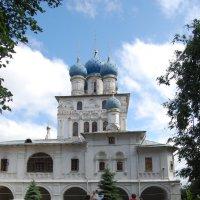 Церковь Казанской иконы Божией Матери :: Александр Буянов