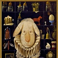 White Rabbit... (In Gapchinskaya's gallery)... :: Ольга Сергеева
