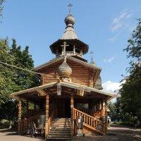 Церковь Георгия Победоносца в Коптеве :: Александр Качалин
