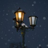 одинокий фонарь :: Lisa ...