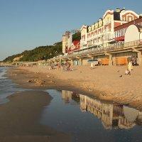 Отель у моря :: Татьяна Беляева
