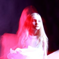 Призрачная Аня :: Galina Romanova