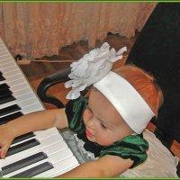 Первый концерт :) :: Лариса Каражаева