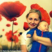Семейное фото :: Юлия Маслова