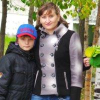Осенью в парке :: Анна Елтышева