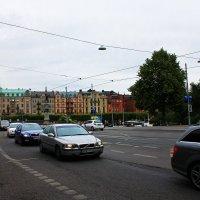 Центр Стокгольма. :: Александр Лейкум